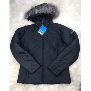 {Columbia} womens scenic stopper puffer jacket M